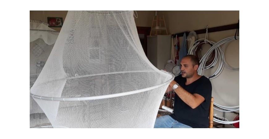 Trasimeno, insetti, il contrasto ai chironomidi passa attraverso una rete da pesca